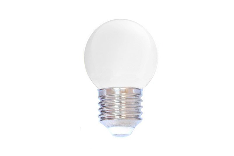 LED Lampe Hell Weiss E-27 Fassung